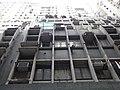 HK Central Gilman's Bazaar 機利文新街 32 天澤行 Tin Chak Building facade.jpg