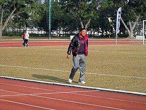 Cheng Siu Chung - Cheng Siu Chung in 2011