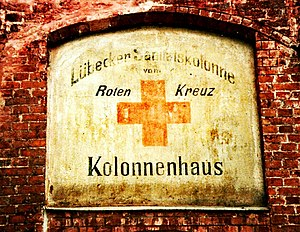 German Red Cross - Local example before 1919