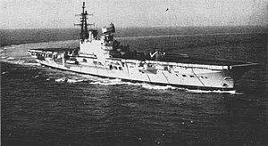 HMS Hermes (R12) - Hermes in 1962