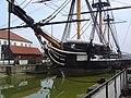 HMS Trincomalee(Hartlepool Historic Quay) - geograph.org.uk - 209088.jpg