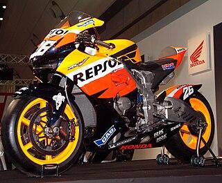 Honda RC212V Motocycle model