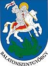 Huy hiệu của Balatonszentgyörgy