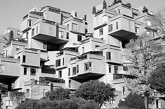 Moshe Safdie - Habitat 67