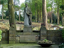 Grave and memorial for the dead of the Ruhr uprising in Hagen