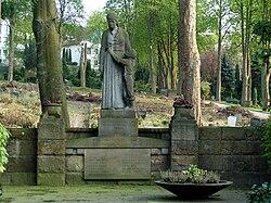 Grab und Denkmal für Hagener Tote des Ruhraufstands