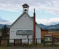 Hahns Peak Schoolhouse.JPG