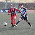 Hallur Hansson HB and Rógvi Joensen TB 2012.jpg