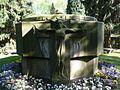 Hamburg Nienstedtener Friedhof Gedenkstaette-WK1 von R Luksch 01.jpg