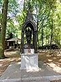 Handel (Gemert-Bakel) Rijksmonument 518085 Processiepark, heilig putje met engelsculptuur.JPG