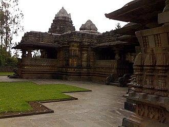 Hangal - Hangal Tarakeshwara temple