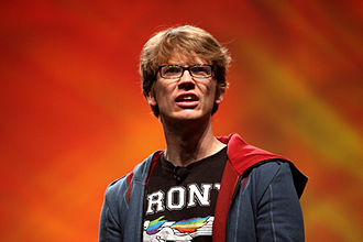 Crash Course (YouTube) - Hank Green, co-creator of Crash Course, has hosted several science courses on the series.