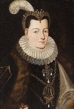 Hanna Radzivił (Kettler). Ганна Радзівіл (Кетлер) (XVII).jpg