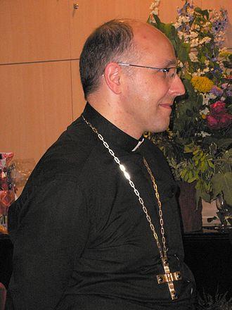 Independent Evangelical-Lutheran Church - Bishop Hans-Jörg Voigt