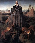 Hans Memling - Allegory with a Virgin - WGA14896.jpg
