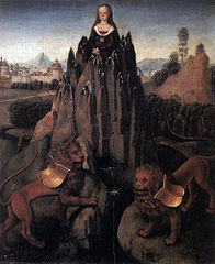 Al·legoria de la castedat