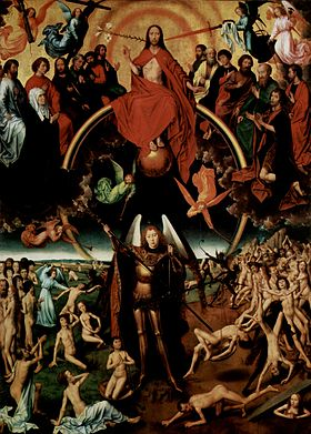 Image illustrative de l'article Le Jugement dernier (Hans Memling)