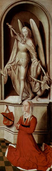 donator Sądu Ostatecznego Hansa Memlinga