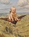 Hans Thoma - Ritt auf dem Vogel (1885).jpg