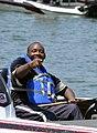"Happy warrior (""Take a Warrior Fishing"" event at Success Lake) (8714911193).jpg"