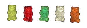 Gummy bear - Gummy bears