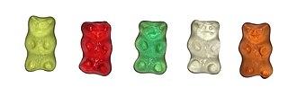 Gummy bear - Gummy bears