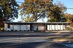 Harold Adams Office Building, Front View.JPG