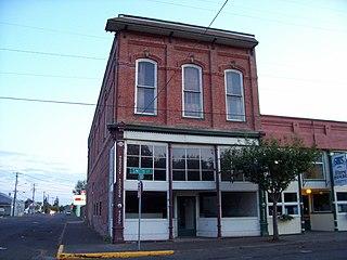 Harrisburg, Oregon City in Oregon, United States