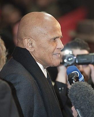 Harry Belafonte - Belafonte at the 2011 Berlin Film Festival