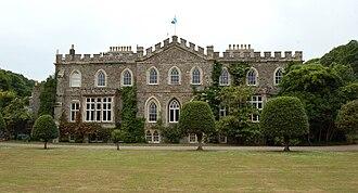Hartland Abbey - Hartland Abbey in 2010
