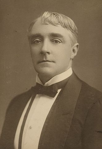 Kyrle Bellew - Image: Harvard Theatre Collection Kyrle Bellew TCS 1.2239 crop