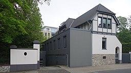 Haus Sack, Düsseldorf, Ernst-Poensgen-Allee 5 (3)