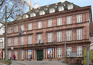 Basel Historical Museum - Basel Historical Museum - Haus zum Kirschgarten.