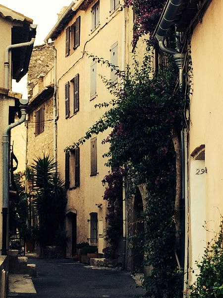 Altstadtgassen