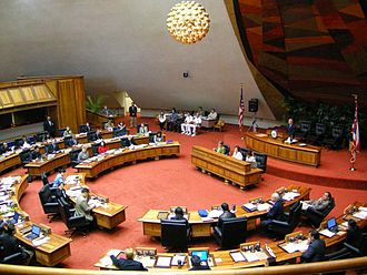 Hawaii House of Representatives - Image: Hawaii State Legislature