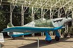 Hawker Hurricane Mark IIB in the Great Patriotic War Museum 5-jun-2014.jpg