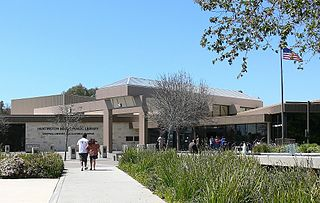 public library system in California, USA