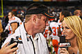 Head coach Mike Gundy speaks to ESPNs Jenn Brown.jpg