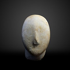 Head of woman-Ma 3095