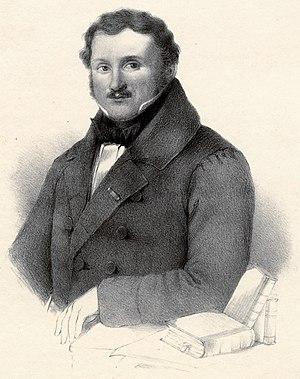 Heinrich August Pierer - Heinrich August Pierer, c.1850