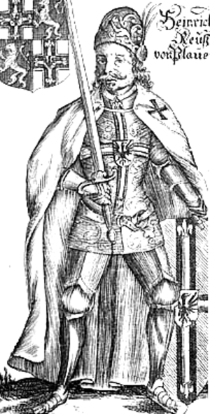Heinrich von Plauen - Heinrich von Plauen