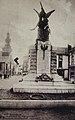 Heldenmonument Zottegem (historische prentbriefkaart) 05.jpg