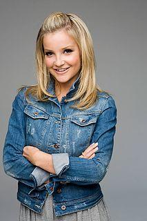 Helen Skelton TV presenter