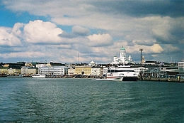 Ελσίνκι,η πρωτεύουσα της Φινλανδίας