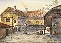 Henrik Reuterdahl, Källaren Hamburg vid Götgatan, kv. Vägaren, 1888.jpg
