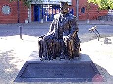 Chancellor Of Liverpool John Moores University Wikipedia