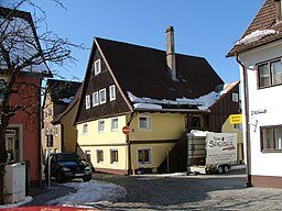 Sängerstraße in Kempten (Allgäu)