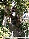 foto van Herenhuis in Overgangsstijl met eclectische, Chalet- en Art Nouveaustijl-elementen