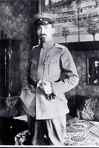 Hermann Struck - Hermann Struck, 1916.