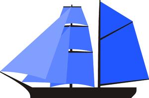 "Brigantine - A modern brigantine sail plan or ""hermaphrodite brig"""